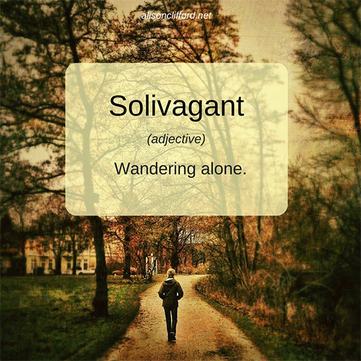 Solivagant - Word on Wednesday