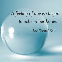 The Crystal Ball - a short story by Alison Clifford