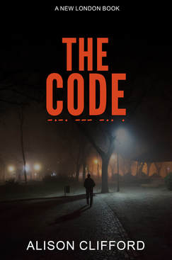 Cover of The Code, the third of the New London Books