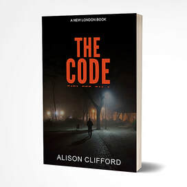 The Code, romance suspense novel by Alison Clifford