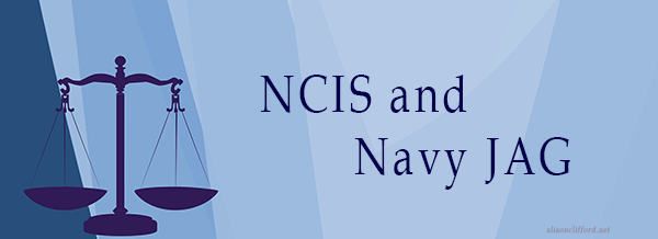 NCIS and Navy JAG