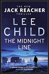Book Review - The Midnight Line, by Lee Child