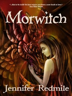 Morwitch: Breaking the Rules, by Jennifer Redmile